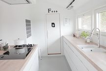 ♥ Kitchen ♥ / Dream kitchens / by Roos