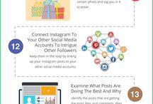 Business social media ideas