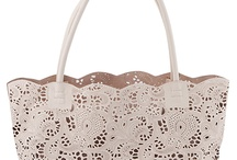 BUCO Lace Cut Handbags