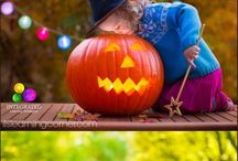 Halloween Games, Crafts, & Themes
