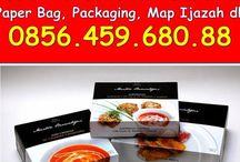 0856-459-680-88 Terbaik Melayani Cetak Paper Bag Makanan Surabaya