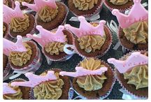 Cupcakes / Barnedåb