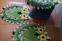 Copri water crochet