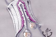 Jewelry design & sketch
