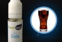 Gamme e-liquide Green Leaf