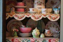 Victorian shelf