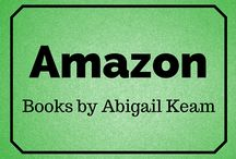 AMAZON: Books by Abigail Keam / Here's a link to every single one of my books on Amazon.com!