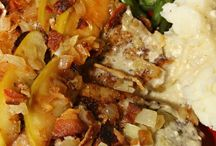 PORK fan / Hearty pork dishes for family and friends