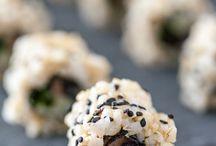 Food {Roll/Sushi}