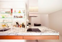 Kitchen Design / Kitchen Design,  home cooking space, furnish, architecture and interior design
