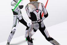 Star Wars - Sims 3 / Un peu de tout sur l'univers de Star Wars ~