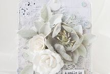 Gorgeous Tags and ATCs / Tags and ATCs are a great way to try out new ideas and techniques - here are some of our favourite projects.