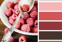 Yarn Color Palette Inspiration / Color combinations for designs / by Cheryl