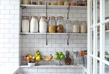 Kitchen / Fun modern Kitchen design and storage ideas