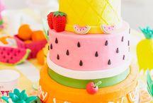 dorty na oslavu