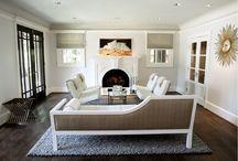 SHOP THE LOOK | #MODERNCRAFTSMAN LIVING ROOM / Shop the look of Pulp Design Studios' project: Modern Craftsman Living Room / by Pulp Design Studios
