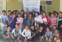C-BED training in Kandal Provincial Training Center, Cambodia with the support of CIEDI