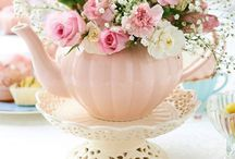 Cup and saucer/party decor