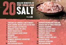 Pink salt benefit