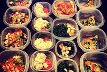 meal prep ideas / Health / by Chasity Gray