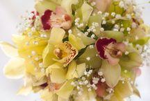 Aranjamente florale / Va prezentam diverse variante pentru decor mijloc de masa invitati