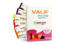 Valif Oral Jelly- https://safegenericpharmacy.com/valif-oral-jelly-20mg.html / Valif 20 mg, offered in both tablet and jelly form, is manufactured by Ajanta Pharma, which has its own American subsidiary known as Ajanta Pharma Inc. USA.