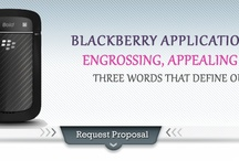Blackberry Application Development / Blackberry Application - We offer solutions and services related to the Blackberry application development, are easier and more convenient for our customers based on their requirements and therefore leverage our experience to achieve the desired business objectives.