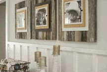 Picture frames/ Wall art