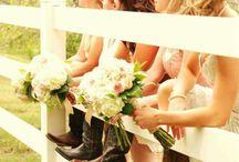 Wedding ideas / by Bre Lawson