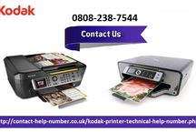 Kodak Printer Support Number  0808-238-7544 UK