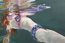 "Liquified - Ellen Orseck / Houston-based artist Ellen Orseck's new collection ""Liquified""."