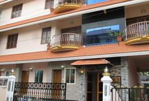 Shawn Villa [ HomeStay ] / Shawn Villa is a new generation home stay providing all modern amenities. The aim of the host is to ensure excellent facilities are offered to the guests. Shawn Villa is situated in a calm and serene area in the heart of Kochi city. This unique architectural house situated in Ernakulam (Kochi), far from the maddening crowd of the city, yet right in the midst of action.   Ambelipadam Road, Vyttila, Kochi - 682019  Mob: +91 889 1200 120 Tel: +91 484 2307 474 E-mail: shawnvillas@gmail.com