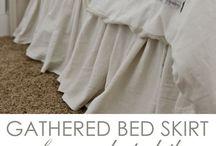 BED SKIRT IDEAS