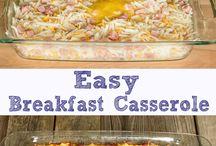 breakfast cassaroles