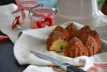 Bundt cake / Bundt cake recipes / Recettes de bundt cake