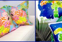 Shop Beach House Pillows / https://www.beachhousepillows.com  / by Completely Coastal