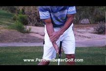 Golf Drills / 골프를 하다보면 원인은 알지만 어떻게 고치는지 모르는 경우가 태반이고, 하나를 고치면 또 다른 문제점이 발생하기 마련이다.