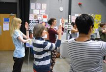 Discover Dance CPD Workshop   Leicestershire