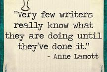 On Writing & Writing On