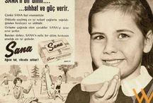 Vintage Reklam Afişleri / vintage advertising posters