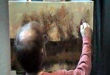 Painting demo
