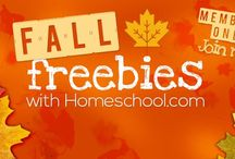 FALL Freebies / Fall Freebies / by Homeschool.com