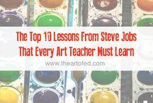 Art Teacher Pedagogy