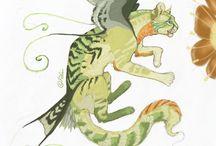 Creatures / animal fusion