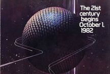 EPCOT Center - The Park of the Future