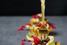 Desserts / Fotografia kulinarna, stylizacja jedzenia, przepisy.