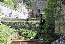 Kaiserschützenweg in Nauders / Der neue Kaiserschützenweg von der #Festung #Nauders zu den #Sellesköpfe wird noch 2015 fertiggestellt - http://www.adlerhotel.at/