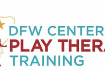 DFW Center for Play Therapy Training / Providing Affordable Continuing Education Opportunities for Play Therapy Credentialing www.dfwplaytherapy.com / by Pam Dyson