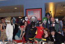 I'm Batman. / Batman/ other superhero related stuff...
