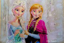Disney Artwork / Awesome Disney artwork.